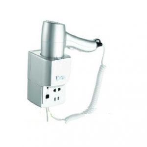 Wall Mounted Hair Dryer : DURO WHD-253